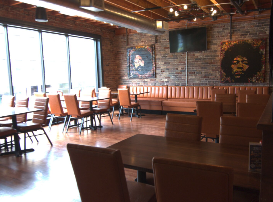 HopCat St. Louis event space